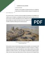 La Batalla de San Juan y Chorrillos