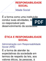 etica e responsabilidade social