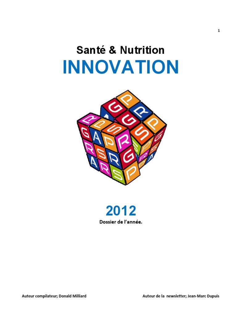 9cb9fe8542af Santé   Nutrition Innovation