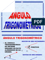 13- Ángulos trigonométricos