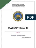 Matematicas II a.V.