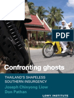 Southern Thailand Insurgency