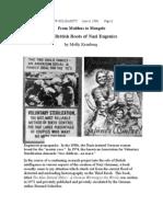 The British Roots of Nazi Eugenics