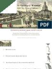 "(Recommendation) of ""KotaTua"", Old City of Jakarta Spatial Planning"