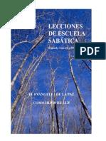 2008-II S El Evangelio de La Paz Como Hijos de Luz