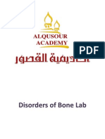 Disorders of Bone Lab