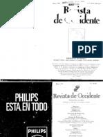 Wilhelm Dilthey y Ortega y Gasset