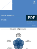 Workflow Jan 2009