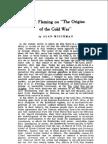 alan milkman.d.e.fleming on the origins of the cold war