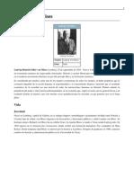 Biografía ''Wiki'' de Ludwig Von Mises
