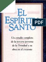 El Espiritu santo