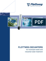 Flottweg Decanders