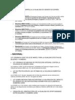Normativa Igualdad de Genero aplicable en Andalucía