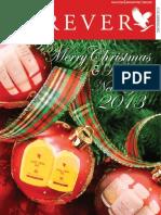 Forever Living Monthly ( DEC 2012 ) Magazine