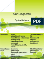 alur diagnosis