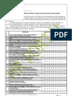 Chestionar 2 Evaluarea Satisfactiei Personalului