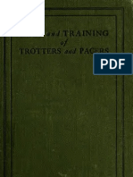 Care and training of the trotters and pacers
