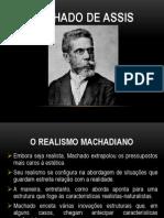 MACHADO DE ASSIS ANÁLISE DA OBRA