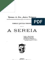 A Sereia, de Camilo Castelo Branco
