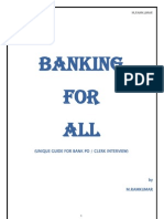 BANKING FOR ALL