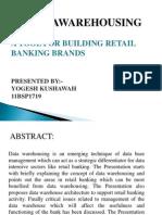 Data Warehousing Ppt