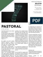 Boletim Semanal 13/01/2013 a 19/01/2013