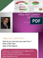 Pharmaceutical Sales KPIs Final