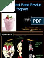 Presentasi Fermentasi Yogurt