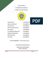 laporan tiokol