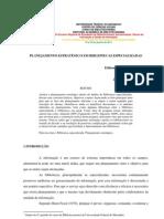 PLANEJAMENTO ESTRATÉGICO EM BIBLIOTECAS ESPECIALIZADAS