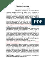 Glossario Ambiental