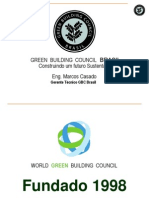 LEED - GBC Brasil - Apresentação de Marcos Casado