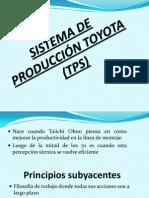 SISTEMA DE PRODUCCIÓN TOYOTA (TPS) final