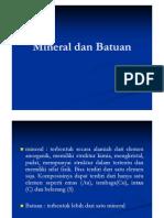 Mineral n Batuan [Compatibility Mode]