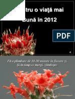 Sfaturi utile ptr 2012