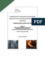 Modernizacion Ausmetl HIDROGENO ESPANO
