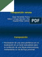 Transposicion venosa
