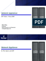 NetApp - Network Appliance