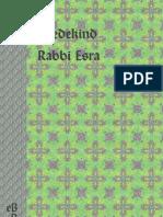 Frank Wedekind - Rabbi Esra
