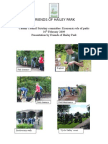 FOHP Scrutiny Meeting Report 100209