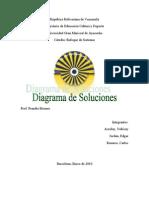 Diagrama de soluciones de flujo, paretto e ishikawa