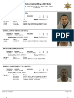 Peoria County arrests 01/13/13