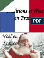 Traditions et fêtes en France