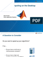 2011 AeroDef Conf - Parallel Computing on the Desktop