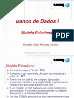 Aula 4 - Modelo Relacional-1