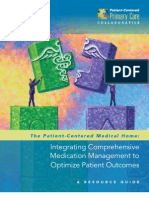 Integrating Comprehensive Medication Management to Optimize Patient Outcomes