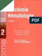 Biochimie Hématologie