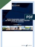 Bmce Bank Comm Finan 09
