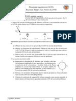 Ex SisMec 8Jun11 Problema3-Solucion