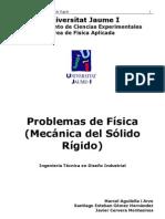 502 Problemas Mecanica Del Solido Rigido SOLUCIONES AL FINAL